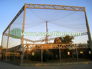 Eagle Cage Netting