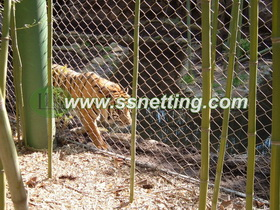 ferocious insulating fence, animal safety protective fence