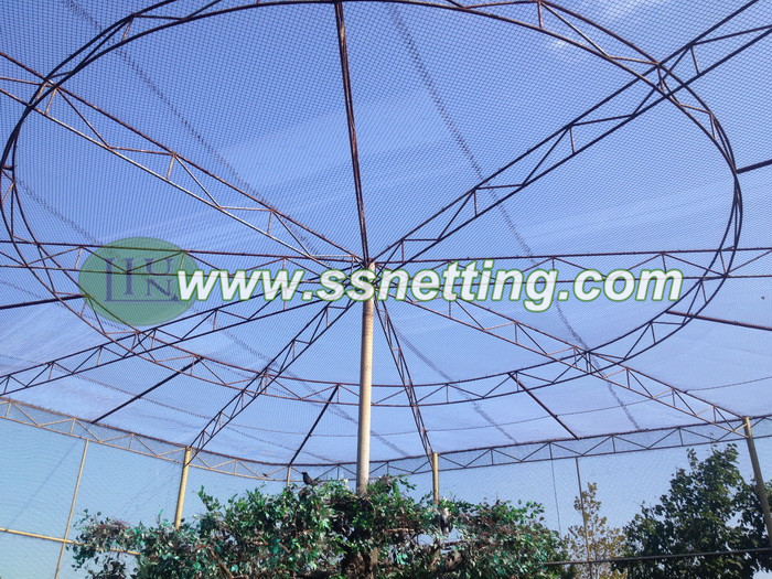 Stainless steel wire rope braiding soft mesh/ wire rope soft netting/ wire rope mesh by hand woven