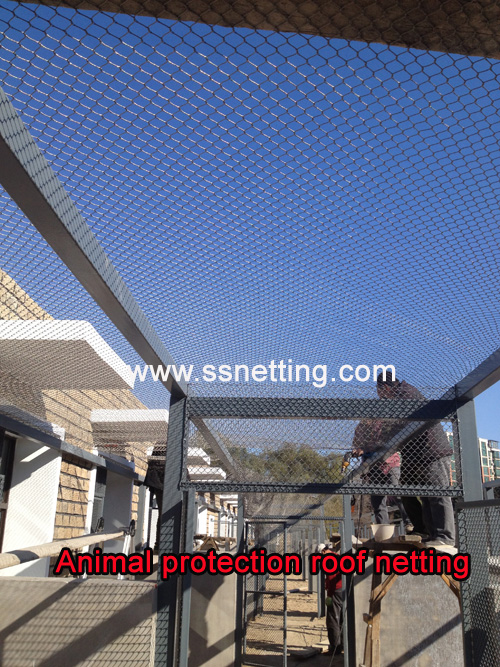 animal protection roof netting