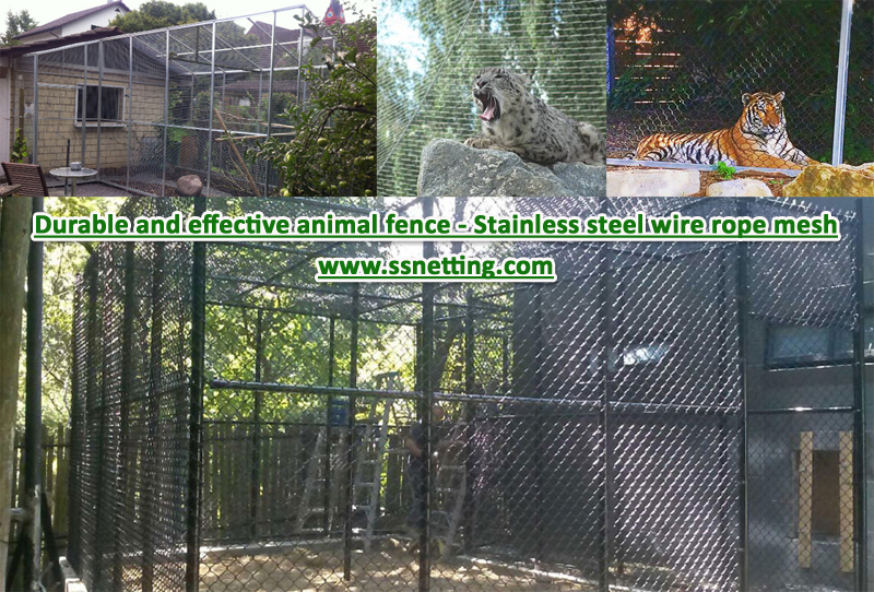 How to choose a durable and effective animal fence?