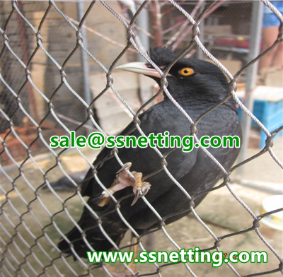 Good bird netting must be strong, durable, have a long service life, post-maintenance-free can greatly save the cost of late.