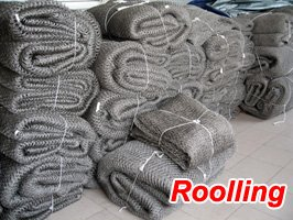 rolling the stainless steel zoo mesh-200