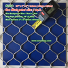 "Stainless Wire Mesh Fencing 1/8"", 2"" x 2"", ( 3.2mm, 51mm x 51mm)"
